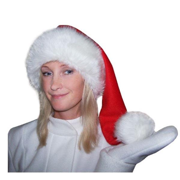 Колпак Санта Клауса арт shk-4k