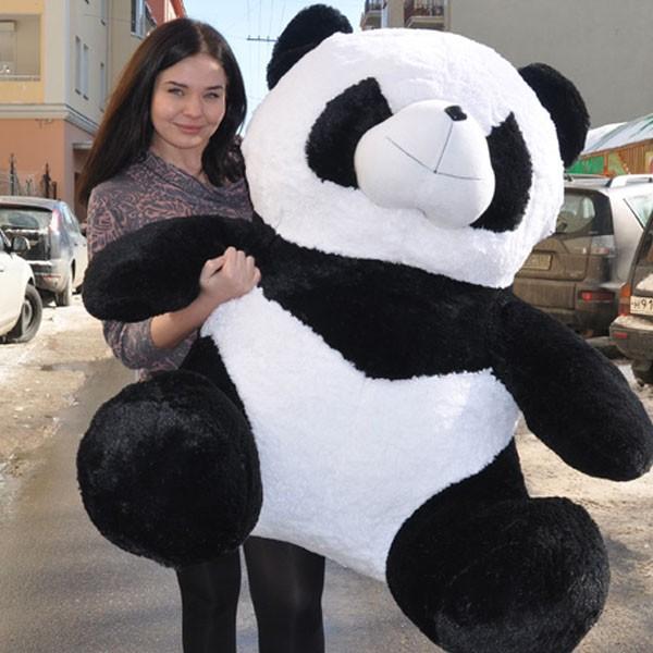 Мягкая игрушка Панда Снежана
