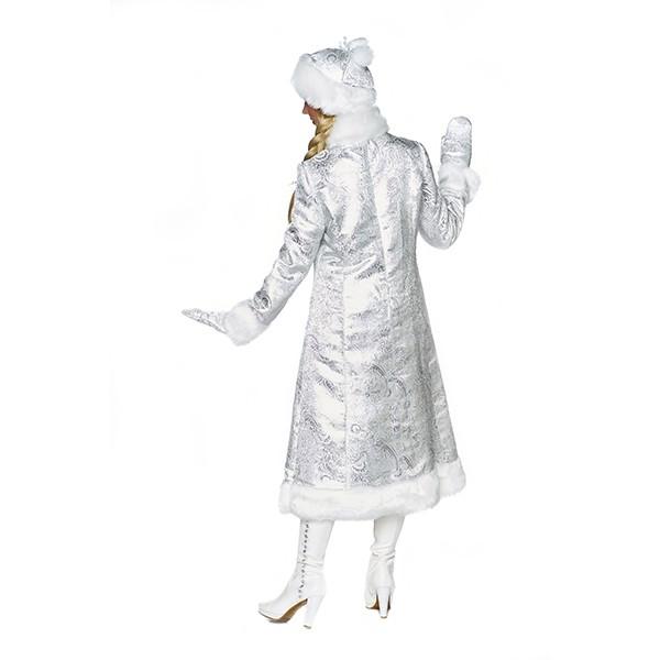 Карнавальный костюм Снегурочка Хрусталь