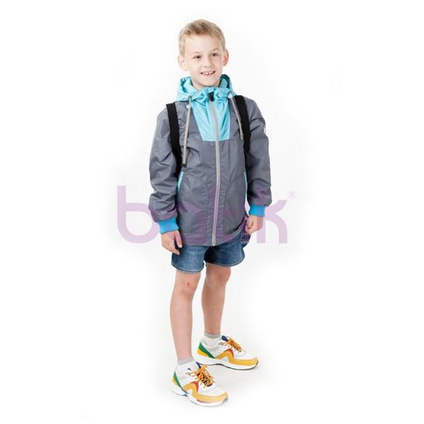 Ветровка для мальчика Джон В607-ЧА