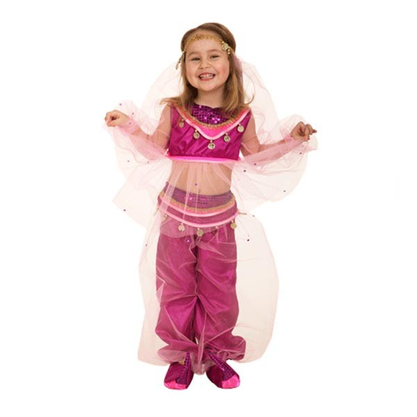 Карнавальный костюм Восточная красавица арт. 102075104